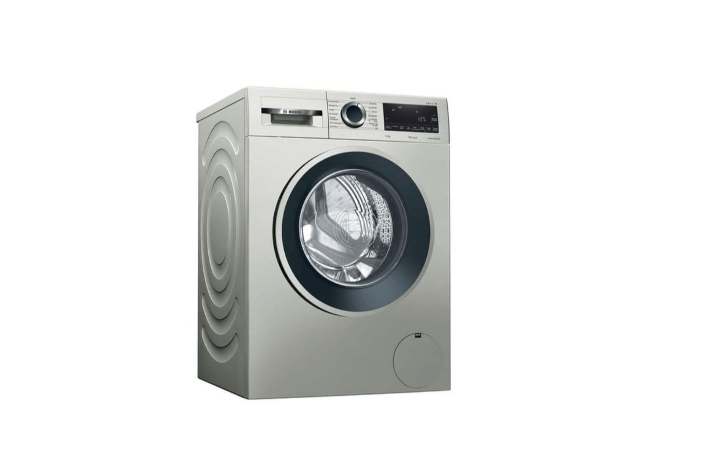 BoschWGA252XVTR A+++ 1200 Devir 10 kg Çamaşır Makinesi 4205