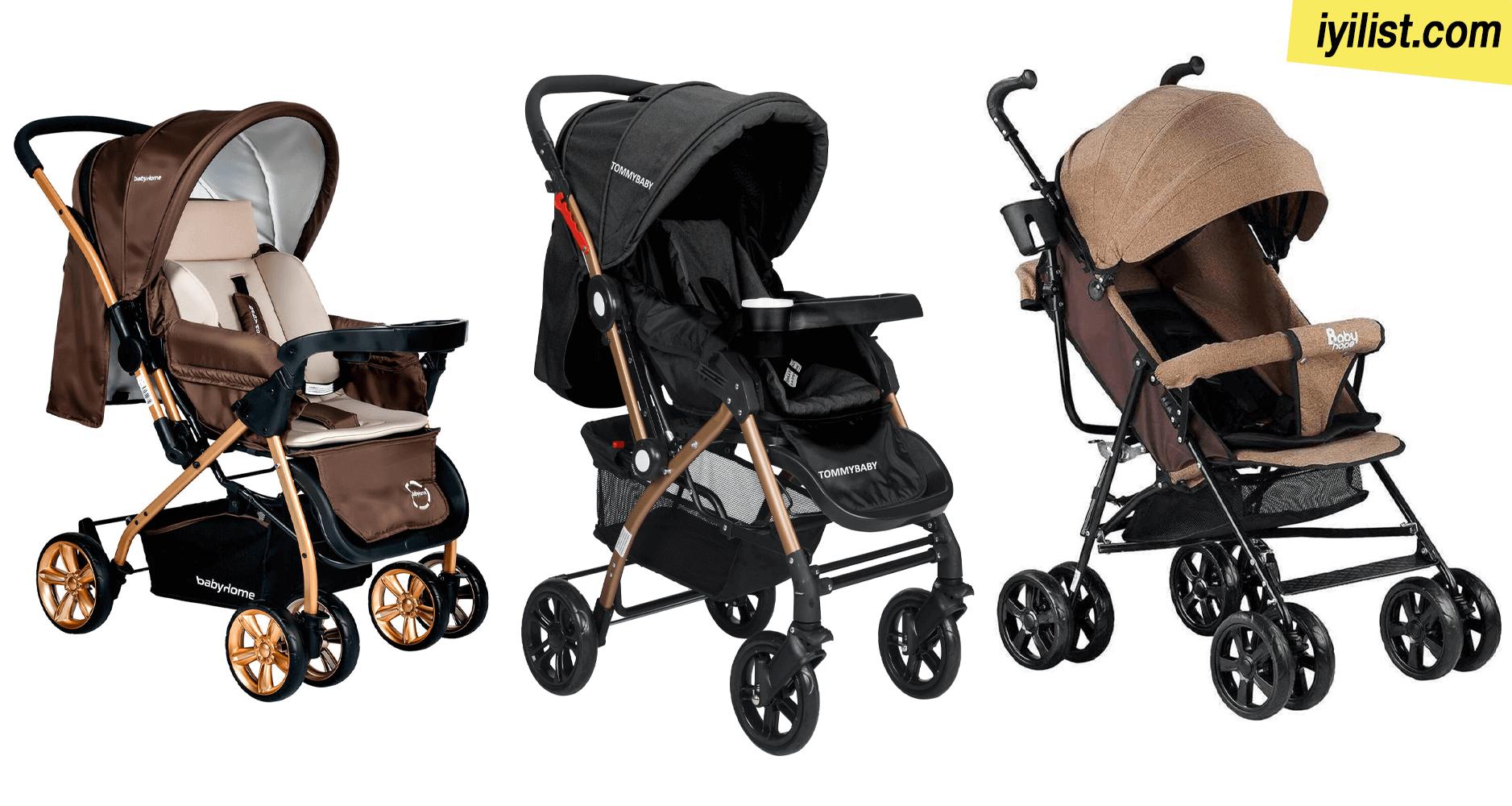 Kullanıcı Yorum ve Tavsiyeleriyle Bebek Arabaları Önerileri 2021